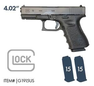 GLOCK 19 GEN3 SALE