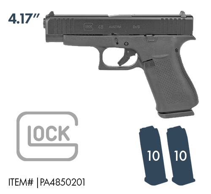GLOCK 48 SALE