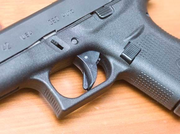 glock 42 trigger