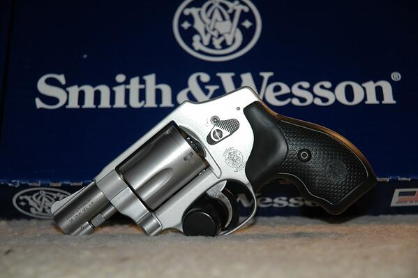 smith wesson 642 nib