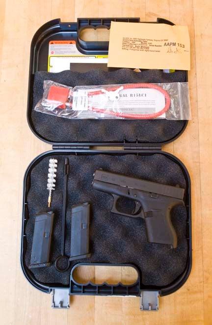 glock 42 case