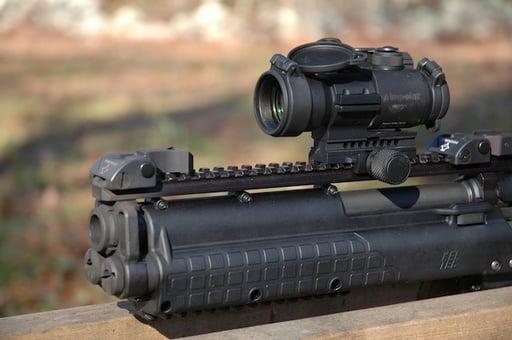 ksg with optic