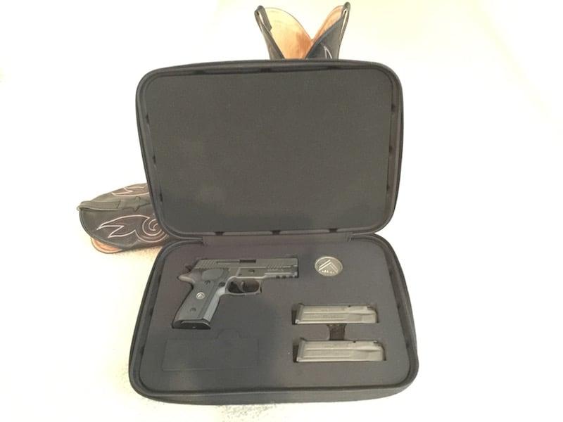 SIG SAUER P229 Legion Series in case