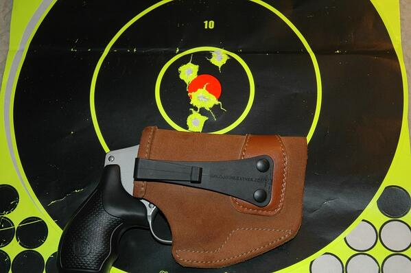 smith wesson 642 target