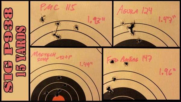 sig p938 accuracy