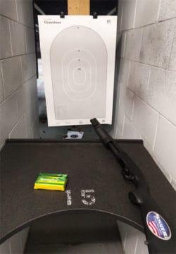 shotgun target