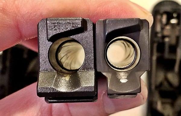 glock cz barrels