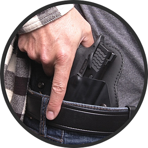 how to draw from your holster