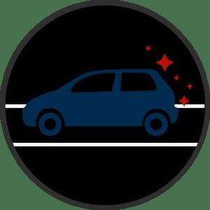 legal gun transport icon