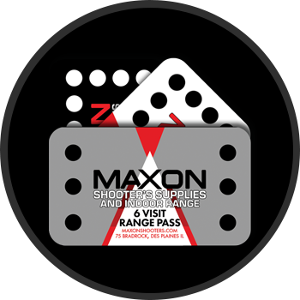 maxon shooters range passes