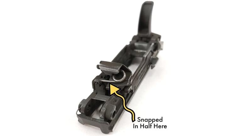 sig-suaer-p365 trigger bar spring 2