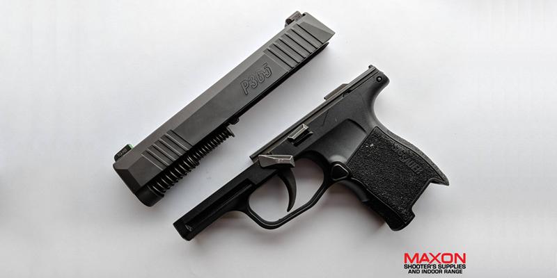 Sig Sauer P365 Gun Review | 100,000 Round Torture Test